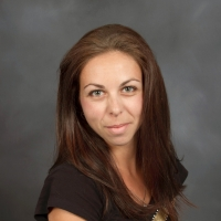 Alina Agapitova - Teacher Assistant